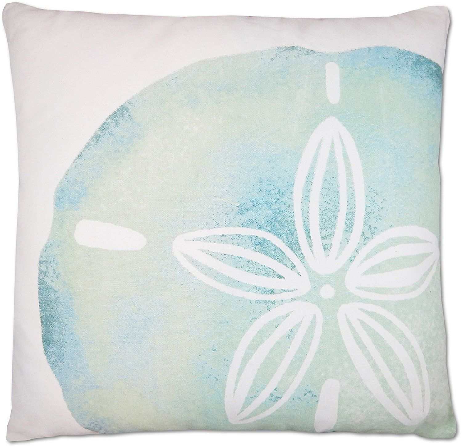Elise and james home belize sand dollar pillow one size want