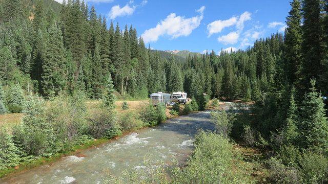 Sultan Camping Area In San Juan National Forest Silverton Colorado See 8 Traveler Reviews 29 Photos And 4 B Camping Area Best Campgrounds Campground Reviews