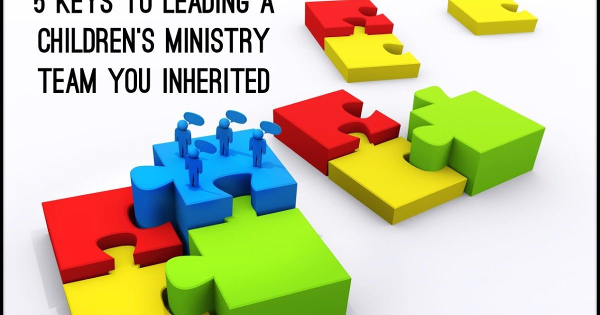 children's ministry, leading change in children's ministry