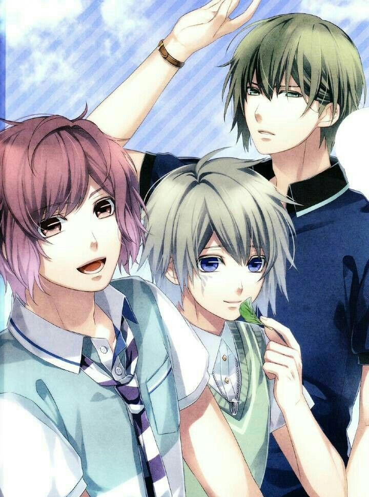 「Anime, Manga & Otome game boys」おしゃれまとめの人気アイデア|Pinterest
