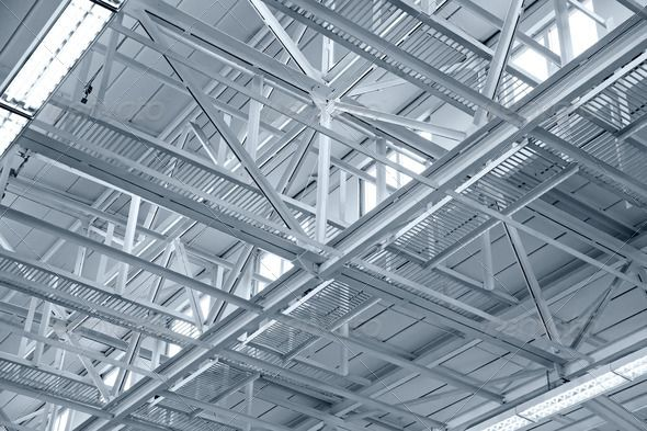 Product factory structures and details of engineering structures