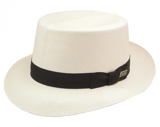 fd5dcef0719 Dobbs Optimo - Bill the Hatter 2 1 8 Inch Brim Shantung 1×1 Weave  www.billthehatter.com