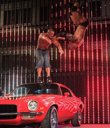 Wwe Superstar John Cena Made Animal Batista Says I Quit