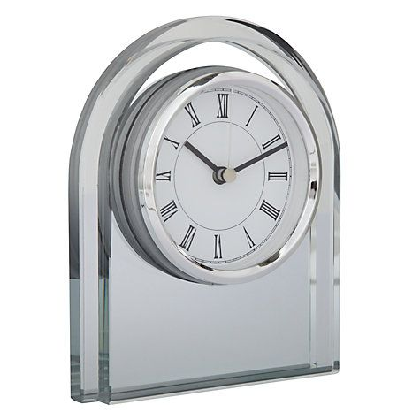 Buy John Lewis Apollo Mantel Clock Online At Johnlewis