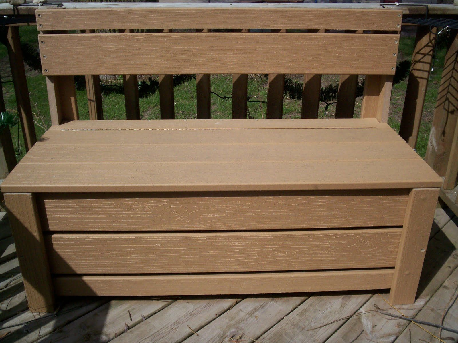 Furniture: Amazing Deck Storage Bench Plans Also Pool Deck Storage Bench  Plans From 3 Tips To Get Best Quality Of Deck Storage Bench