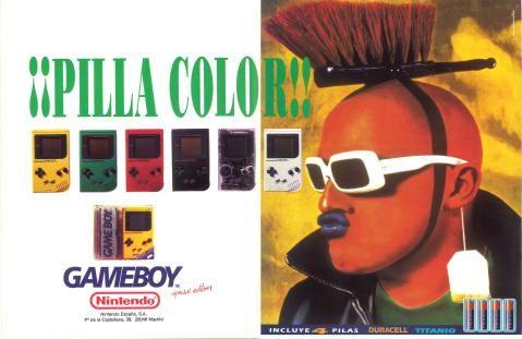 Coloured Game Boys