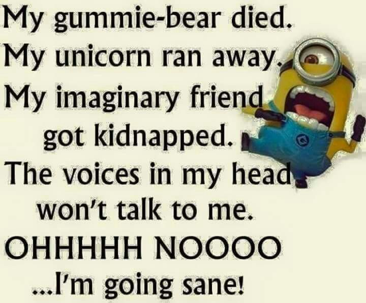 Pin By Toni On Too Funny Minions Funny Funny Minion Quotes Funny Minion Memes