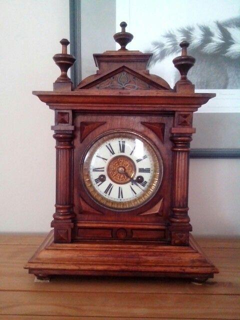 Mantel clock deutsch