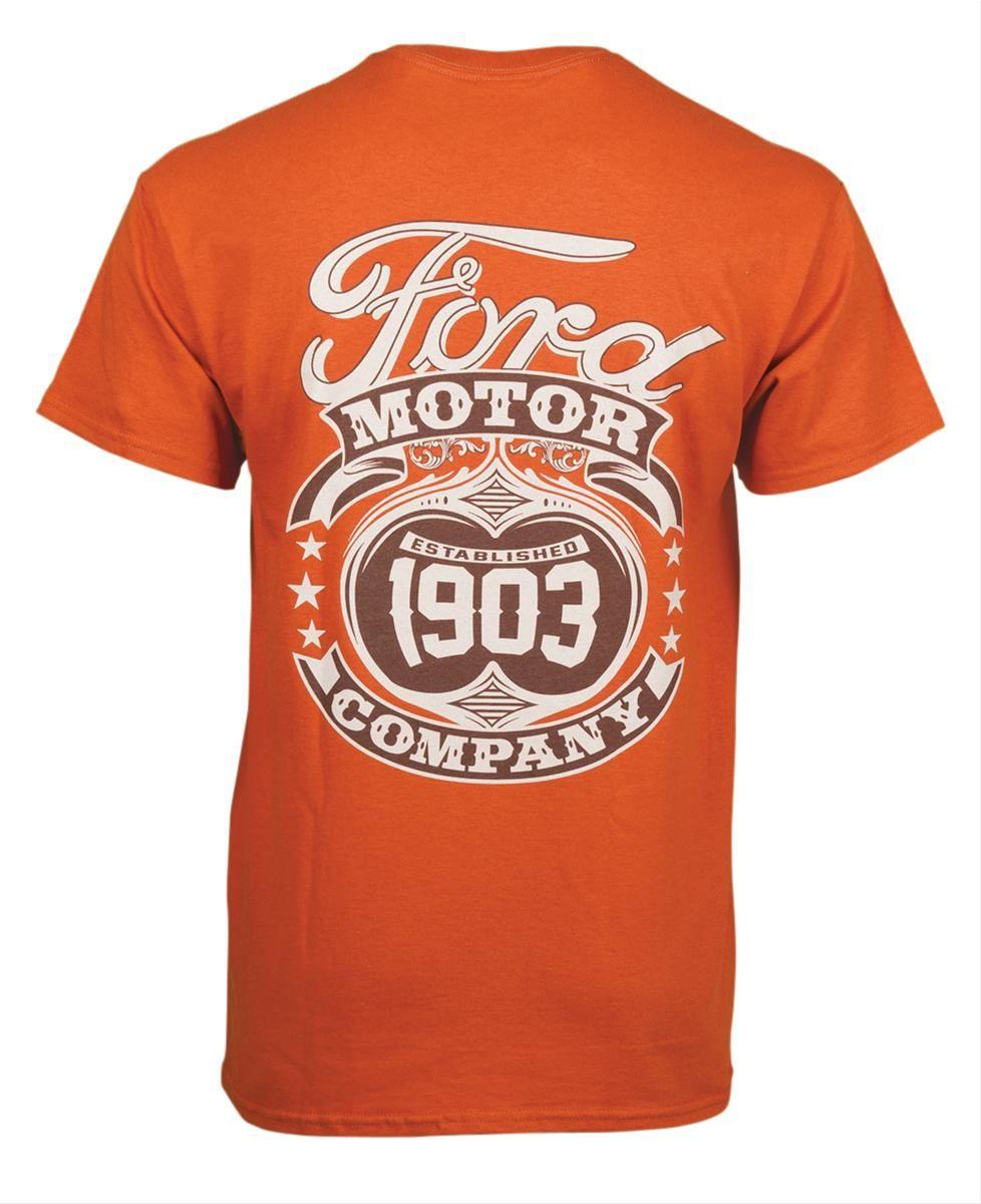 Ford Classics T Shirt Ford Shirts T Shirt
