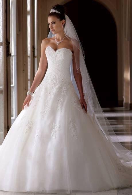 A-Line dresses are so pretty!