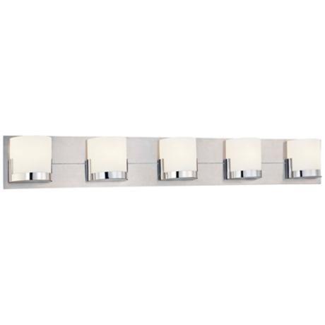 George Kovacs Convex 36 3 4 Wide Bathroom Wall Light P6977 Lamps Plus Vanity Lighting Bathroom Wall Lights Bathroom Vanity Lighting