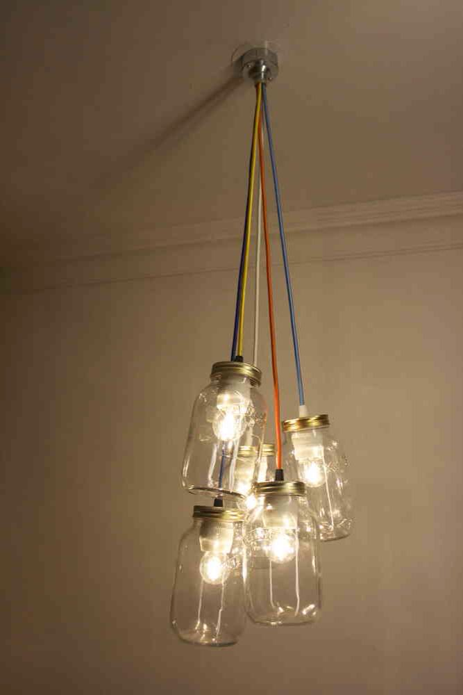 Kilner Jar Lights Made In Birmingham By