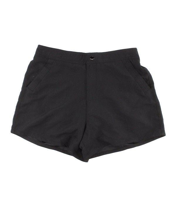 ec5cde51d59c1 Swim Tactel Shorts for Women - Black - CY11I1PAJPX in 2019 | Her ...
