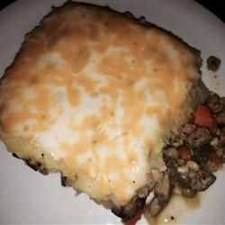 Shepherd's Turkey Pie Allrecipes.com