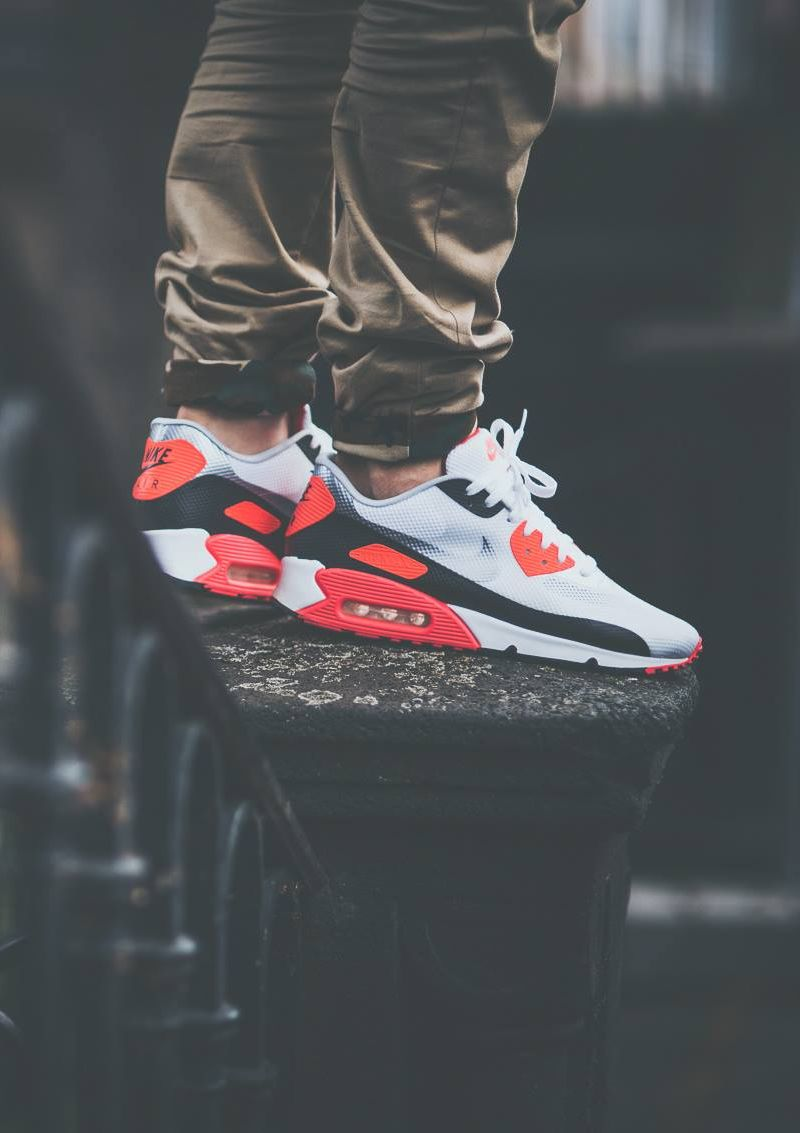 c52300d3f5f5 Nike Air Max 90 Hyperfuse Infrared