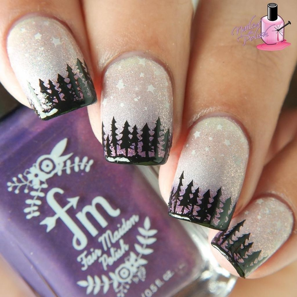 Easy but joyful christmas nails art ideas you will totally love 33 ...