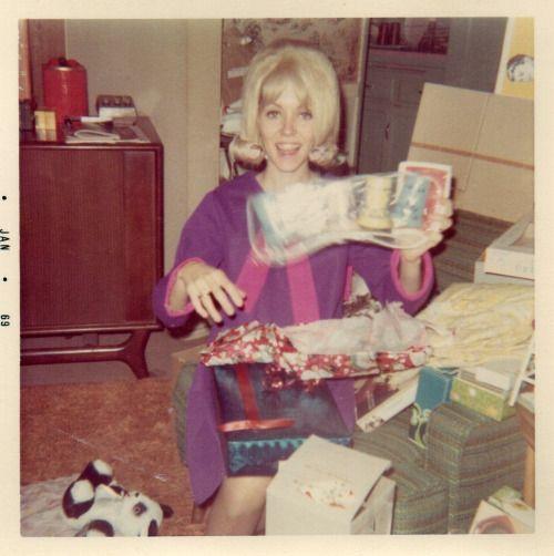 Christmas, 1968.