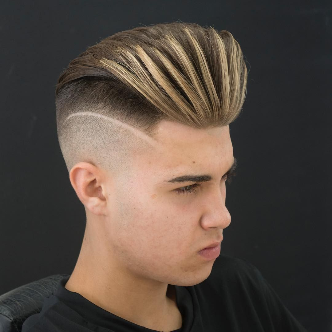 Pin On Best High Fade Haircuts For Men 2017