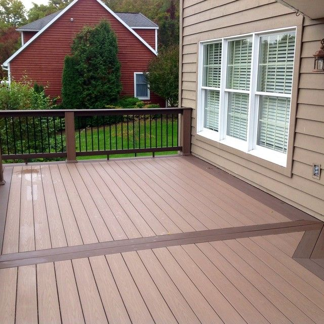 Genovations Decking Azek Deck With