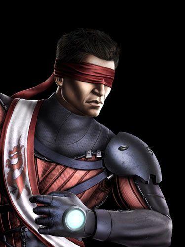Kenshi | Mortal Kombat 9 : Kenshi | Mileena
