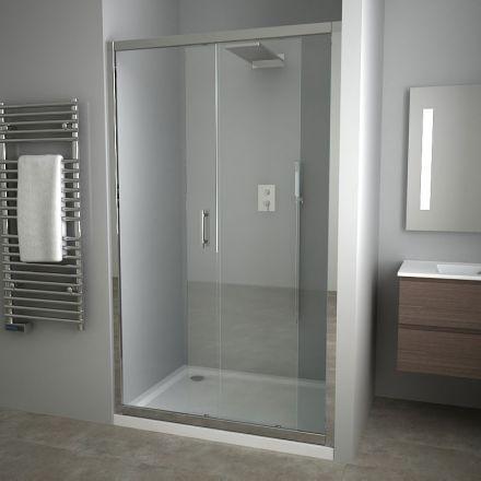 porte de douche coulissante water 339 euros porte de douche coulissante pour installation entre 3