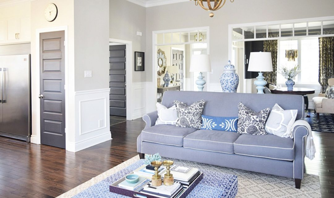 25 gorgeous white and blue living room ideas for modern home rh in pinterest com