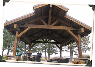 Wood RV Carport Plans Visit Our Pavilion Gallery