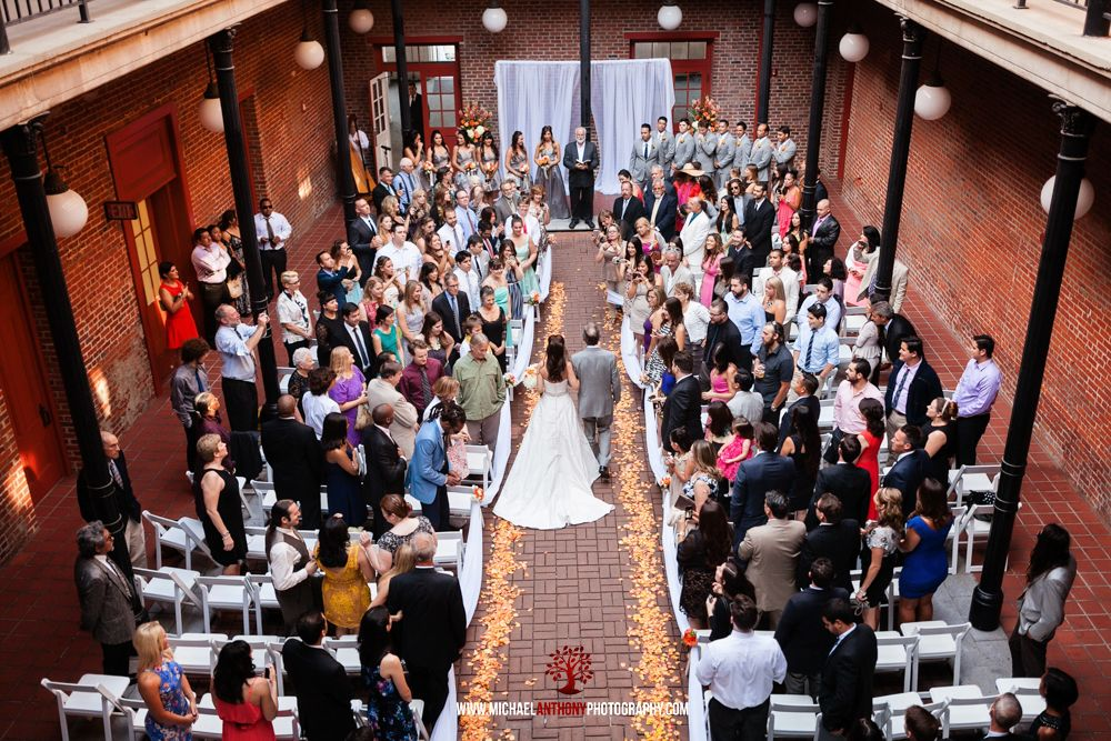 Los Angeles Wedding Venue Pico House