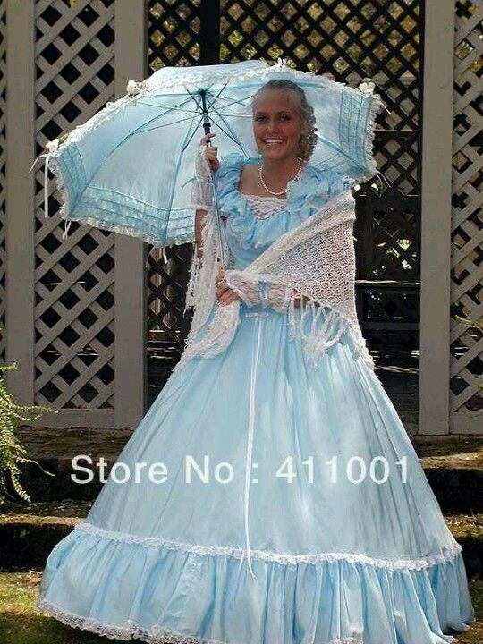Light blue southern bell dress #dressesfromthesouthernbelleera