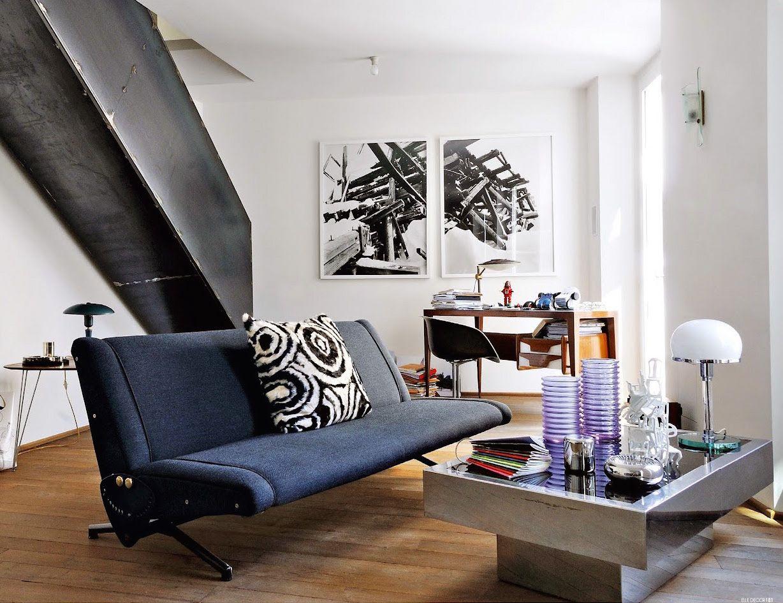 MadAbout Interior Design Italian Mid Century Modern