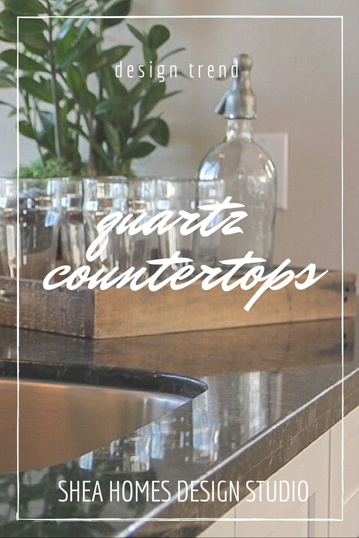 Design Trends: Quartz Countertops