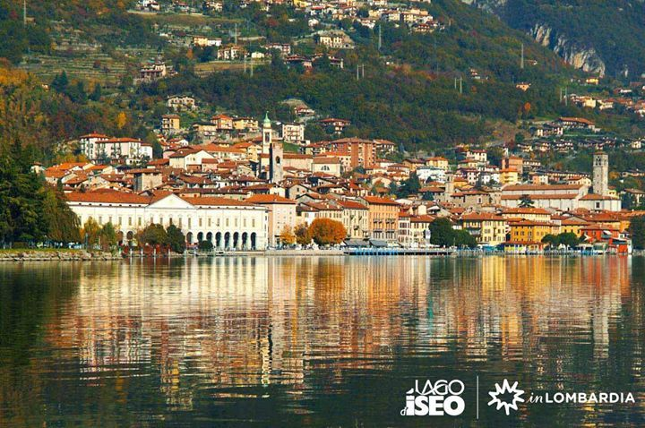 Accademia Tadini vista dal lago - http://ift.tt/1HQJd81