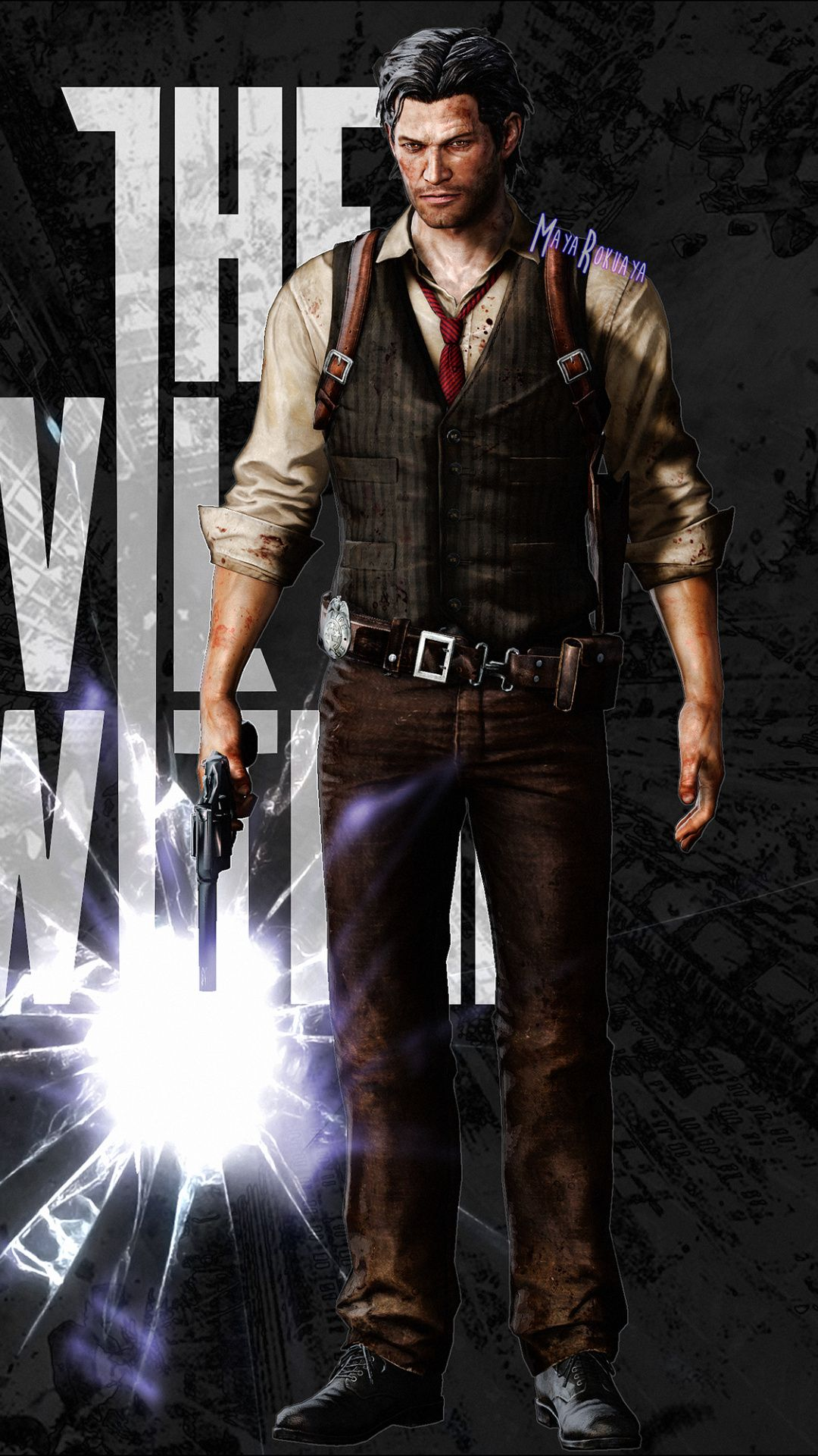 The Evil within, video game, art Wallpaper The evil