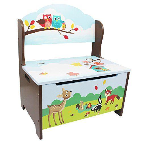 Fantasy Fields Enchanted Woodland Thematic Kids Storage