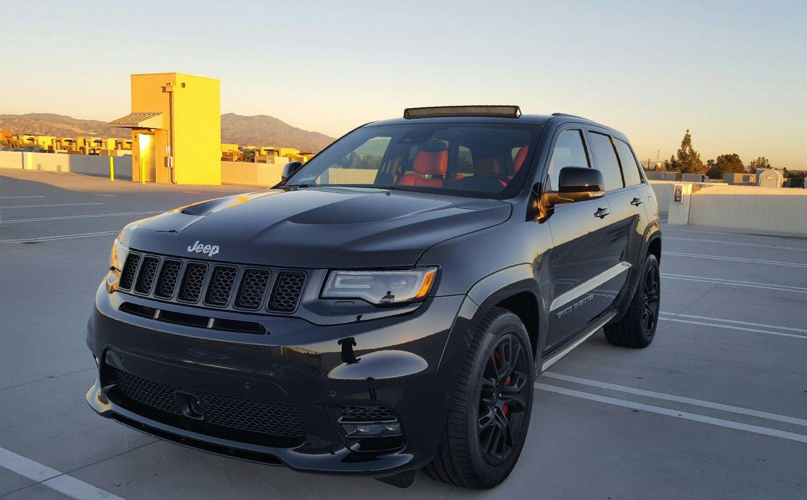 2017 jeep grand cherokee srt jeep grand cherokee pinterest rh pinterest co uk