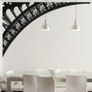 Large Wall Decals | Eiffel Tower Arch