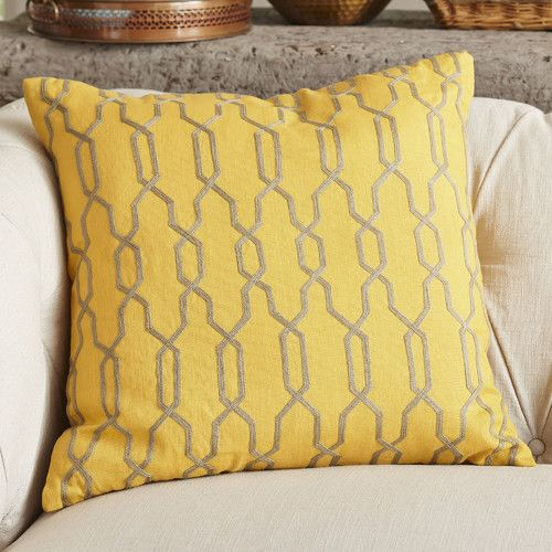 Hayley Linen Pillow Cover #birchlane