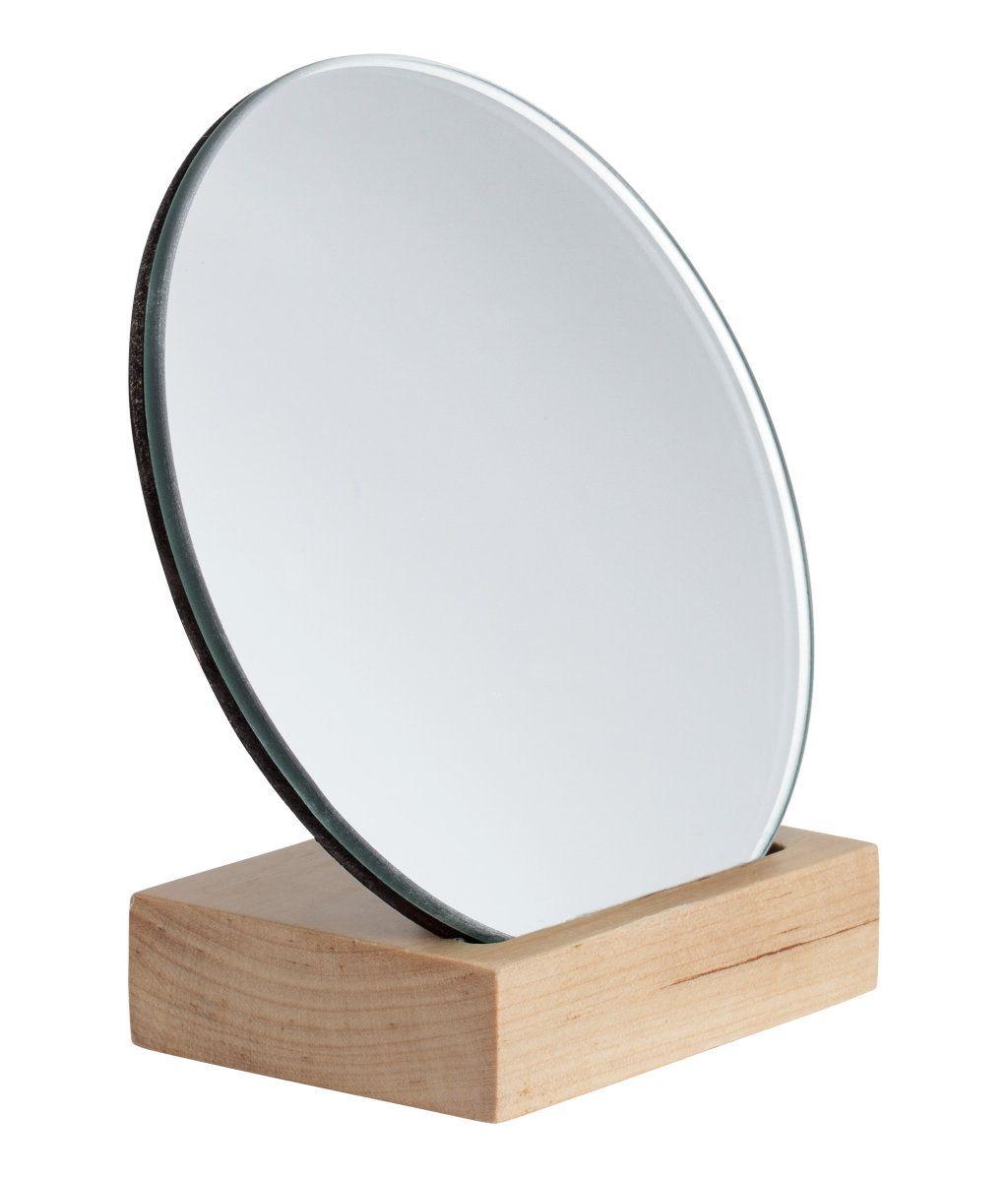Runder Spiegel Natur Home Hm De Wohnideen Small