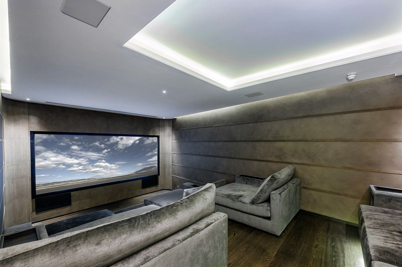 House Private Residence Home cinema
