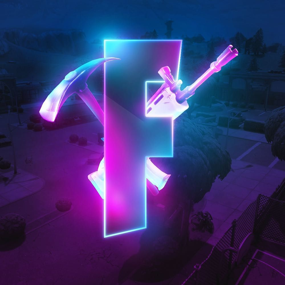 New @fortnite phone/desktop background image! Full HD on my Twitter http://www.twitter.com/nloah