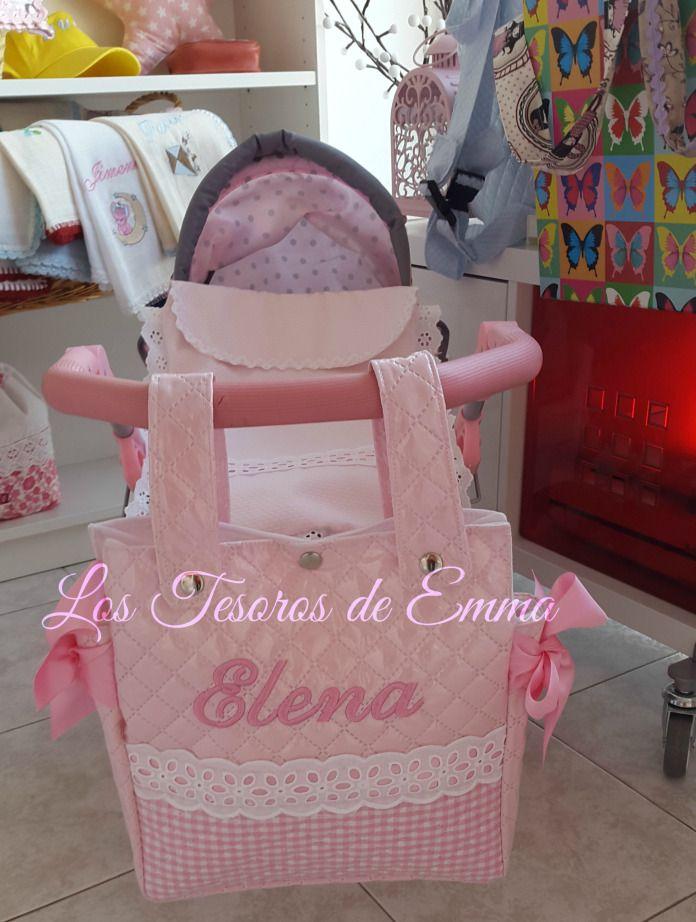 Conjunto Colcha Y Bolso Para El Carrito Del Bebé Bolso Para Carro Bebe Carritos De Muñecas Bebe