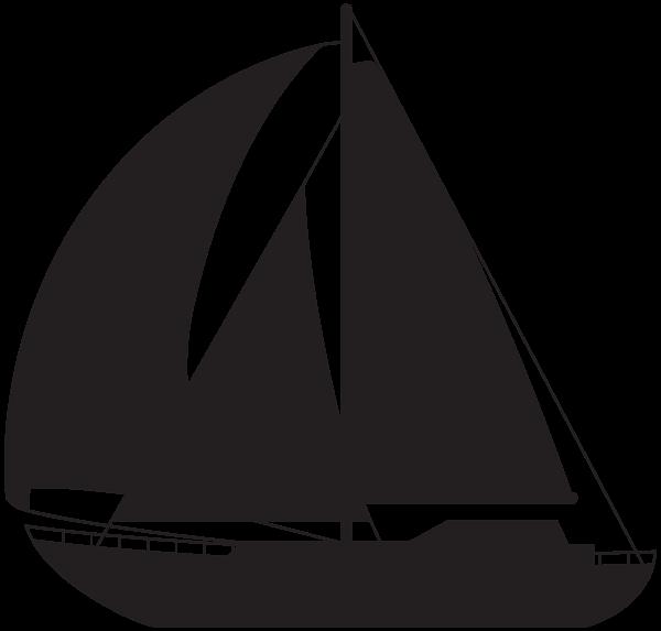 Sailboat Silhouette Png Clip Art Image Art Images Silhouette Png Sailboat