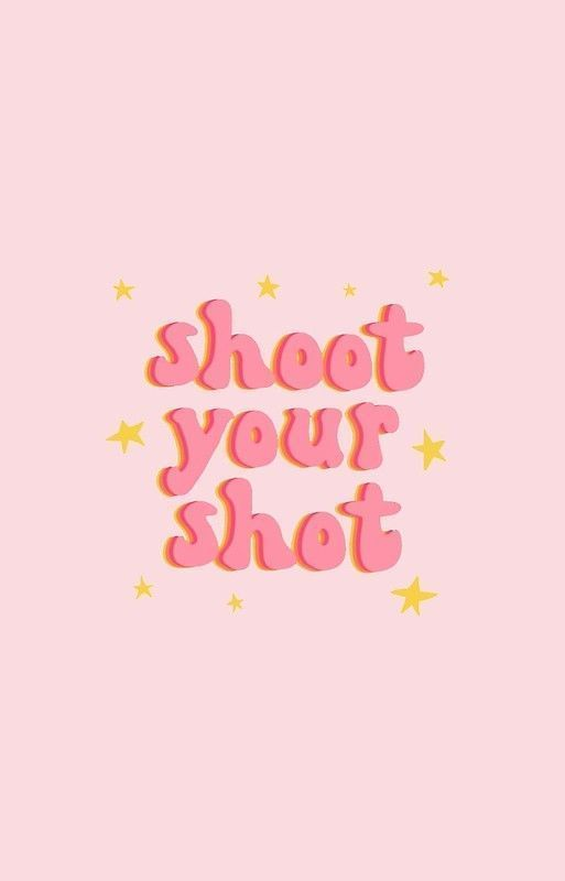 'Shoot Your Shot - 70s Theme' iPhone Case by evieisaflowerco
