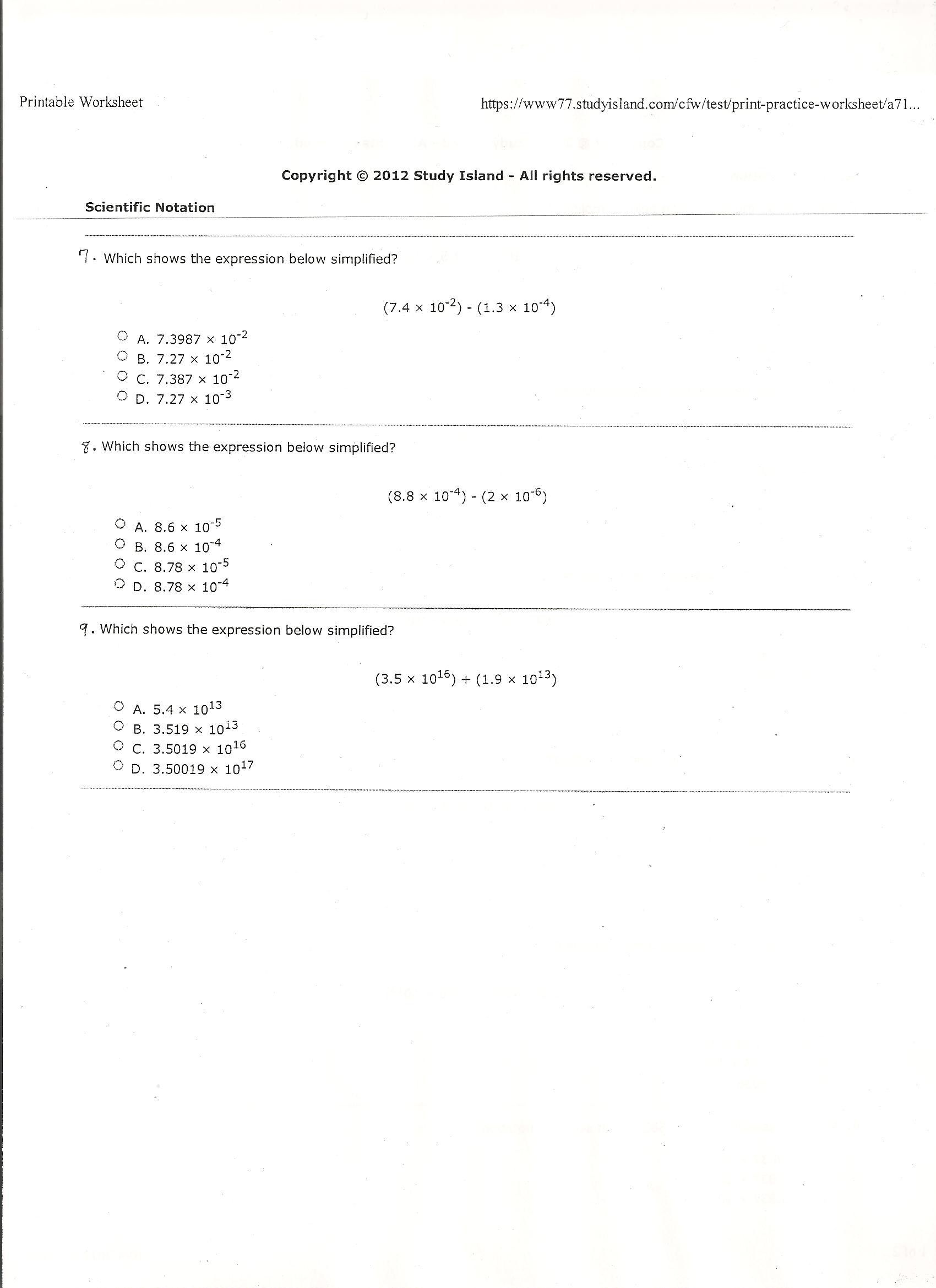Inspiring Exponents Worksheets Kuta Exponentsworksheets
