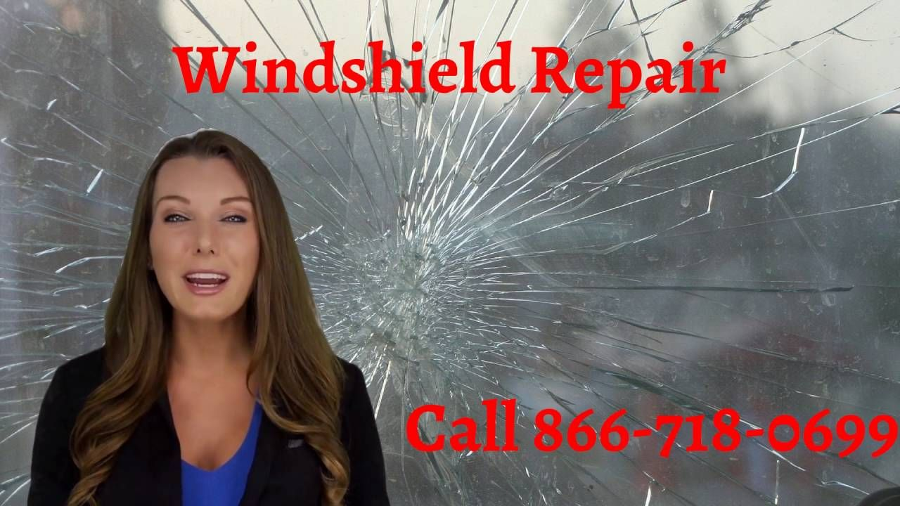 call 8667180699 to have your windshield repaired Auto