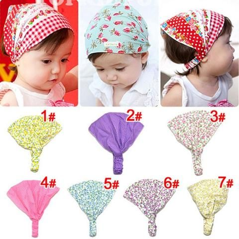 CHILDRENS ASSORTED FANCY HAIR BANDS IN ASSORTED COLOURS