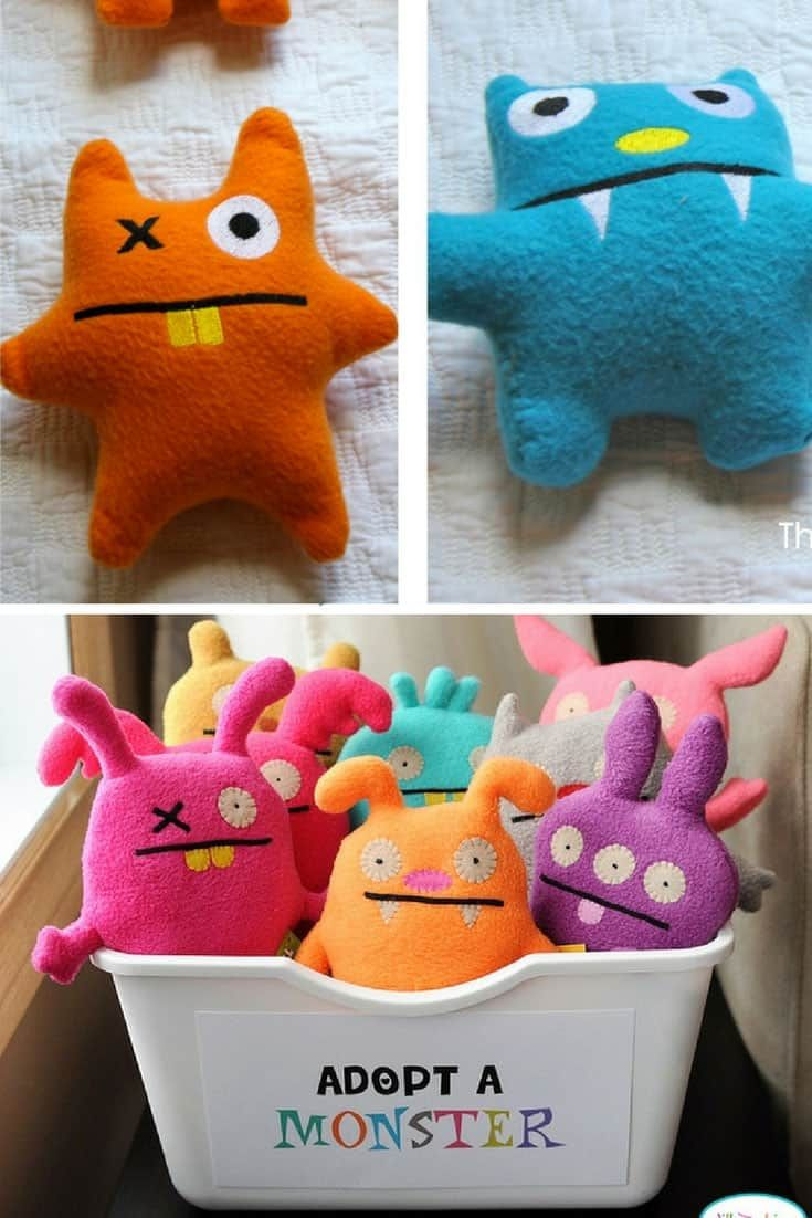 Super Cute Felt Toy Patterns Your Kids Will Love to Play With!