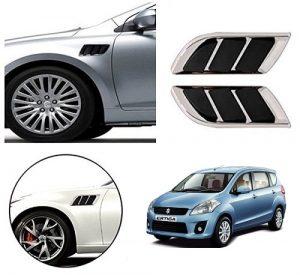 Maruti Suzuki Ertiga New Car Air Flow Side Vent Exterior Duct Set Of 2 Type 3 Price 300 Elantra Car New Car Accessories Classic Car Insurance