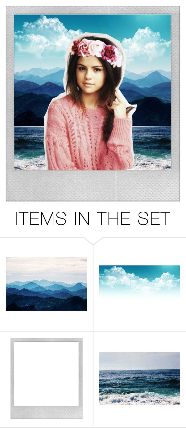 """for where your treasure is, there your heart will be"" by purplepanda84 ❤ liked on Polyvore featuring art, selenagomez, colorful, Olympics and artset"
