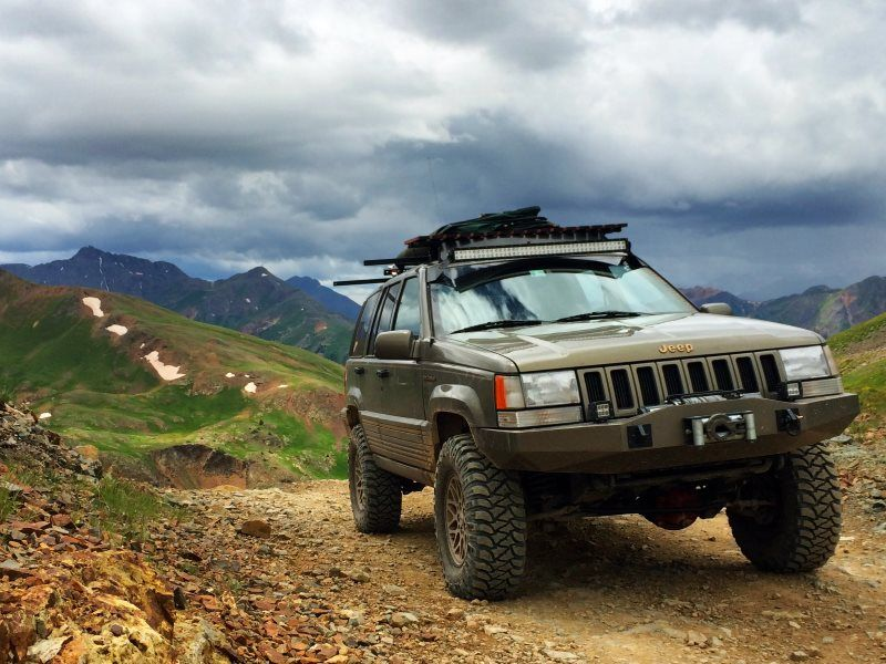 Pin By Justin Meridith On Offroad Jeep Grand Cherokee Zj Jeep